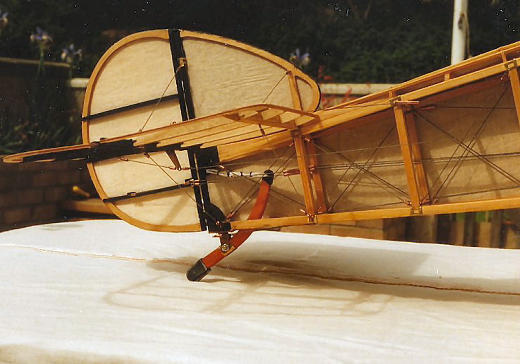 Hasegawa Museum Series Sopwith Camel 1 8th Scale