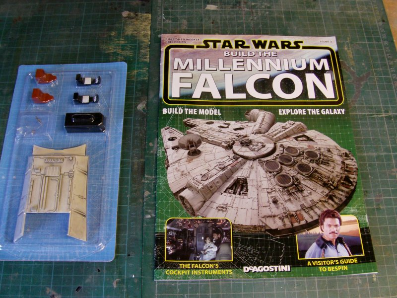 deagostini part work build the millennium falcon work in progress rh ianlawrencemodels com Peregrine Falcon Identification Guide Peregrine Falcon Identification Guide